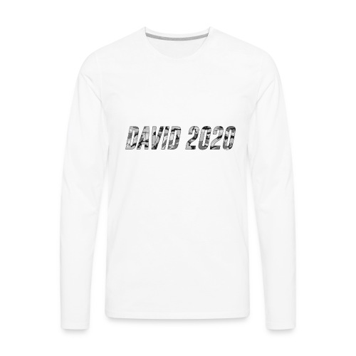Grey 2020 - Men's Premium Long Sleeve T-Shirt