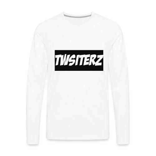 Twisterzz Stores - Men's Premium Long Sleeve T-Shirt