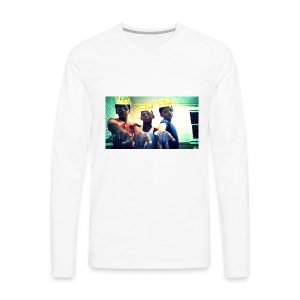 Aviary Photo 131568288063200354 - Men's Premium Long Sleeve T-Shirt