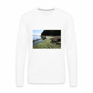 Russell Island Clam Garden - Men's Premium Long Sleeve T-Shirt