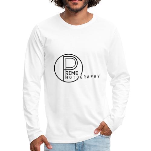 Prime Photography - Men's Premium Long Sleeve T-Shirt