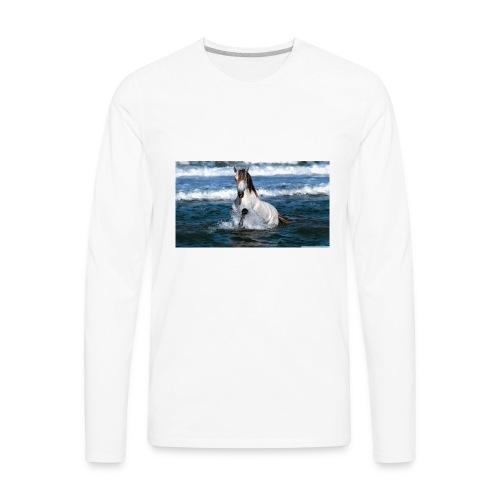 guillermo - Men's Premium Long Sleeve T-Shirt