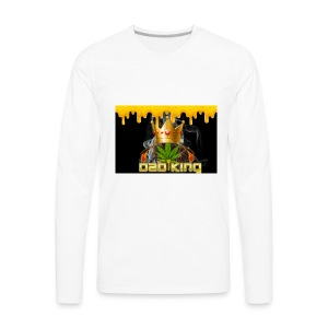 Dab King - Men's Premium Long Sleeve T-Shirt