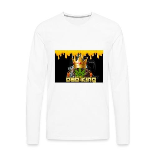 Dab King - Men's Premium Long Sleeve T-Shirt