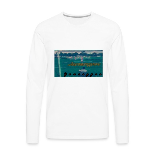Jamesypoo - Men's Premium Long Sleeve T-Shirt