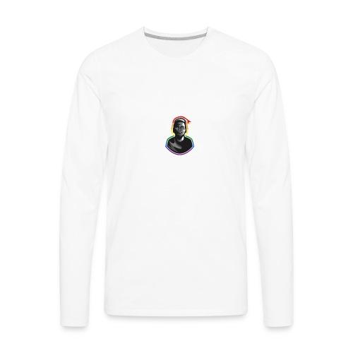 Macklemore Pride Illustration - Men's Premium Long Sleeve T-Shirt