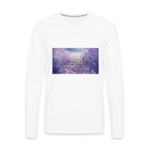 EmmieVlogs Logo - Men's Premium Long Sleeve T-Shirt
