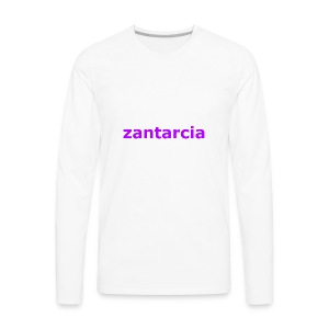 zantarcian merch - Men's Premium Long Sleeve T-Shirt