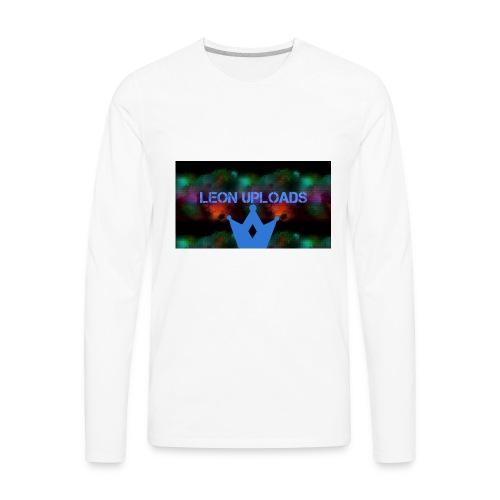 Leonuploads - Men's Premium Long Sleeve T-Shirt