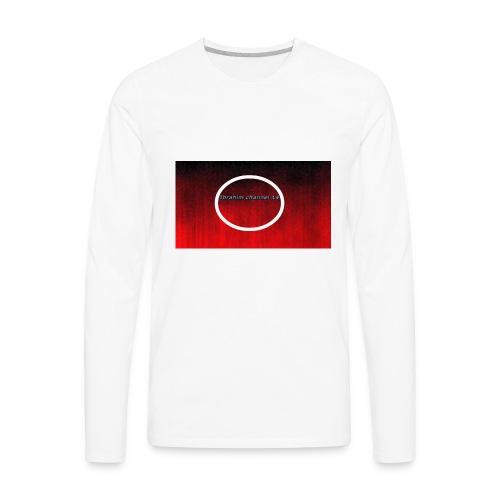Ibrahim channel 14 - Men's Premium Long Sleeve T-Shirt