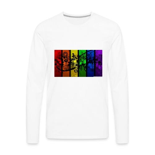 life color - Men's Premium Long Sleeve T-Shirt