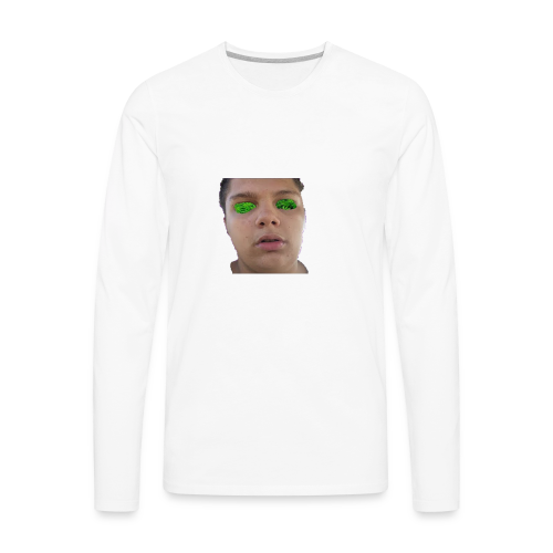 supahotmeme - Men's Premium Long Sleeve T-Shirt
