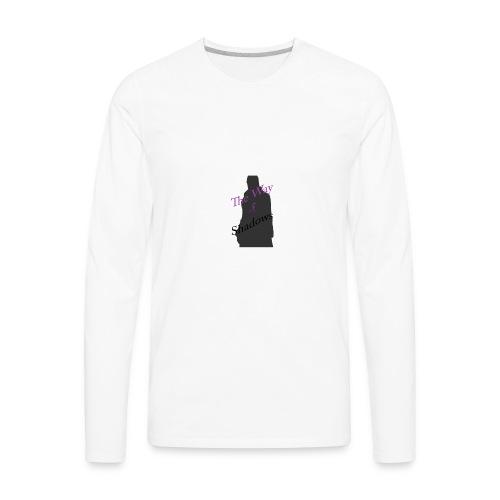 More Merch - Men's Premium Long Sleeve T-Shirt