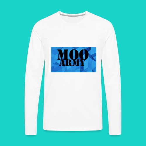 MoooArmy - Men's Premium Long Sleeve T-Shirt