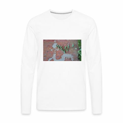 Growth despite destruction - Men's Premium Long Sleeve T-Shirt
