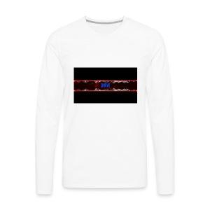 Zinovo - Men's Premium Long Sleeve T-Shirt
