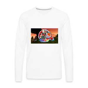 The Fort Army - Men's Premium Long Sleeve T-Shirt