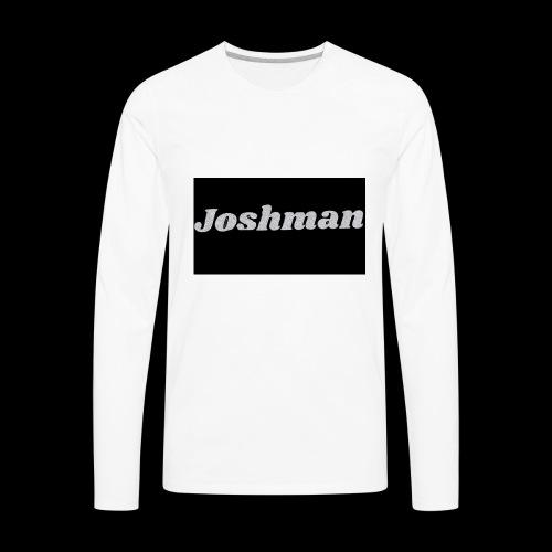 C4F5D7A8 4A84 493B 8A98 C90F249B8A5F - Men's Premium Long Sleeve T-Shirt