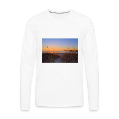 Pathway To Amazing - Men's Premium Long Sleeve T-Shirt