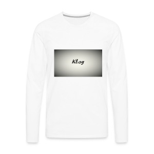 K Log Mafia - Men's Premium Long Sleeve T-Shirt