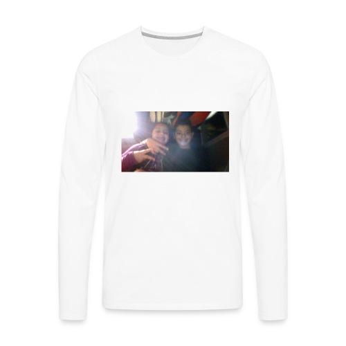 WIN 20180223 21 36 11 Pro - Men's Premium Long Sleeve T-Shirt