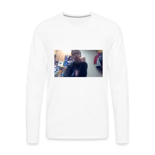youtube rocks - Men's Premium Long Sleeve T-Shirt