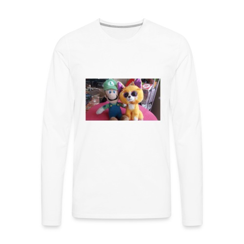 Lughiandpablo@gmail.com - Men's Premium Long Sleeve T-Shirt
