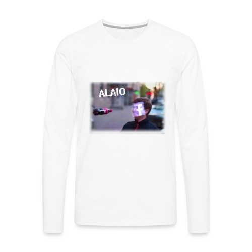 COVER PHOTO - Men's Premium Long Sleeve T-Shirt