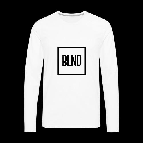 BLND - Men's Premium Long Sleeve T-Shirt