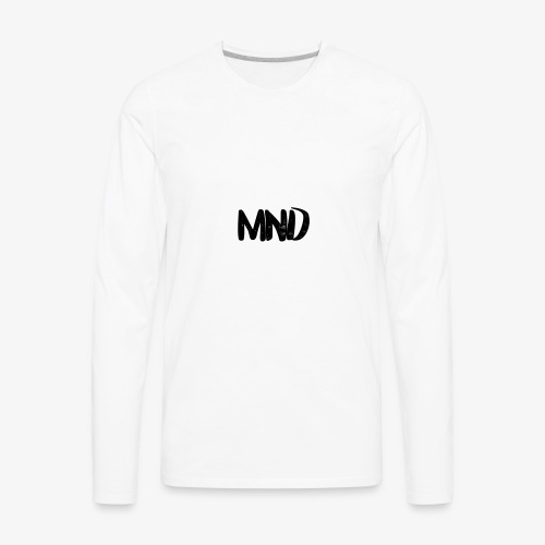 MND - Xay Papa merch limited editon! - Men's Premium Long Sleeve T-Shirt