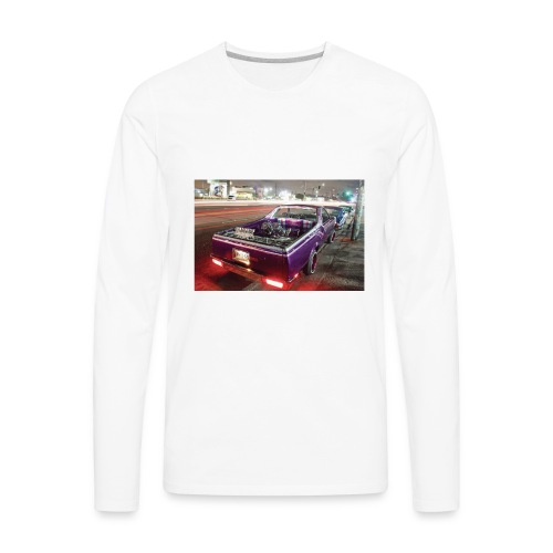 Lowrider Gucci supreme - Men's Premium Long Sleeve T-Shirt