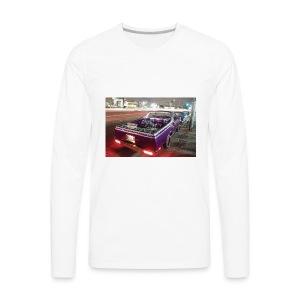Lowrider Gucci supreme - Men's Premium Long Sleeve T-Shirt