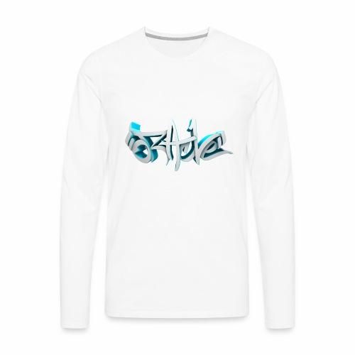 oracle logo no background by oraclegfx d50lh3q - Men's Premium Long Sleeve T-Shirt