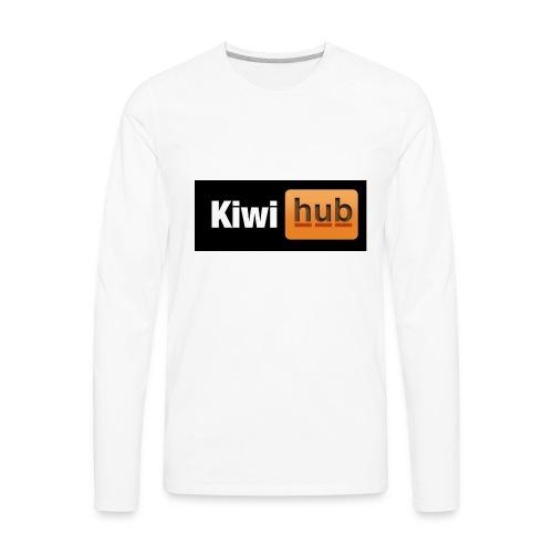 Official kiwi shirts - Men's Premium Long Sleeve T-Shirt