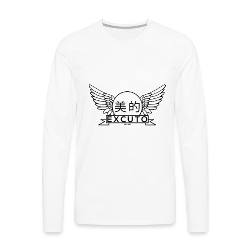 Excuto Apparel - Men's Premium Long Sleeve T-Shirt