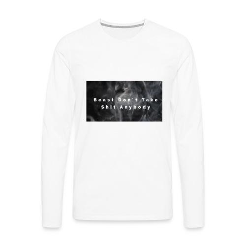 026A5E2E B668 4546 AA62 621F5FAACF3C - Men's Premium Long Sleeve T-Shirt
