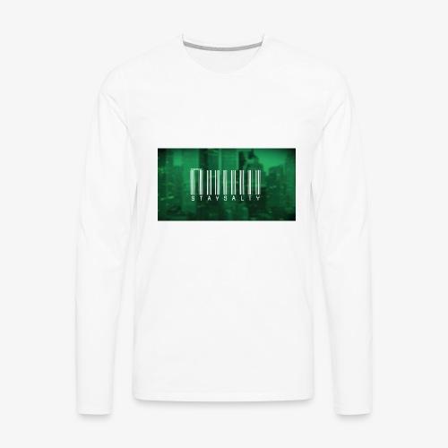 FuzeWolf-Stay Salty - Men's Premium Long Sleeve T-Shirt
