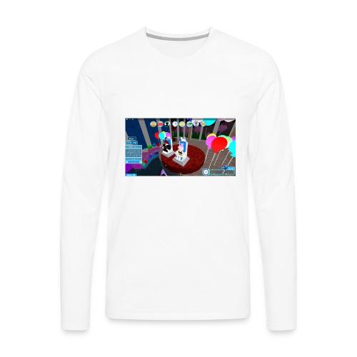prom queen - Men's Premium Long Sleeve T-Shirt