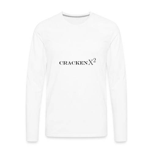 Cracken's Official Mug - Men's Premium Long Sleeve T-Shirt