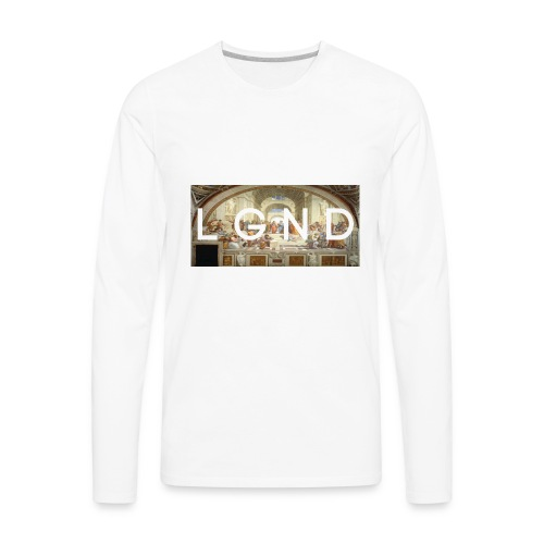 LGND - Men's Premium Long Sleeve T-Shirt