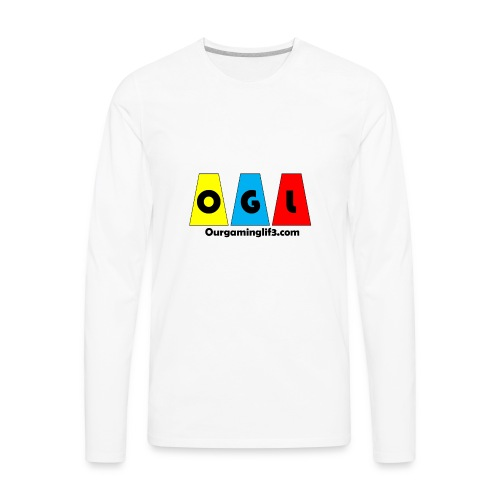 OGL big - Men's Premium Long Sleeve T-Shirt