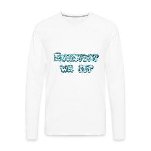 cooltext269683263172276 - Men's Premium Long Sleeve T-Shirt