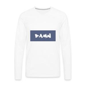Damndesign2 - Men's Premium Long Sleeve T-Shirt