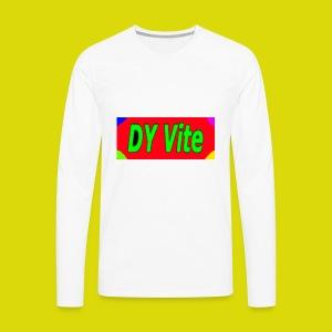 awesome shirt - Men's Premium Long Sleeve T-Shirt