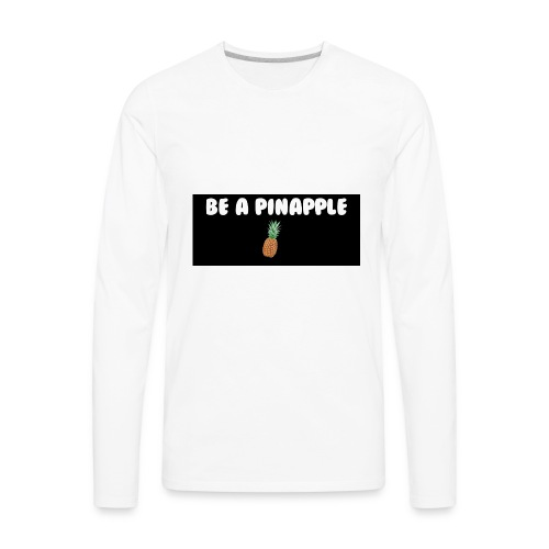 Untitled 5 - Men's Premium Long Sleeve T-Shirt