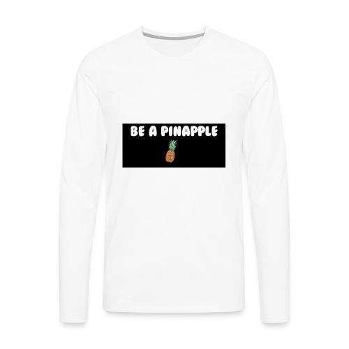 Untitled 5 - Men's Premium Long Sleeve T-Shirt