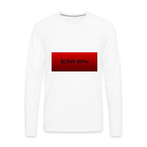 OKOKKOKOK - Men's Premium Long Sleeve T-Shirt