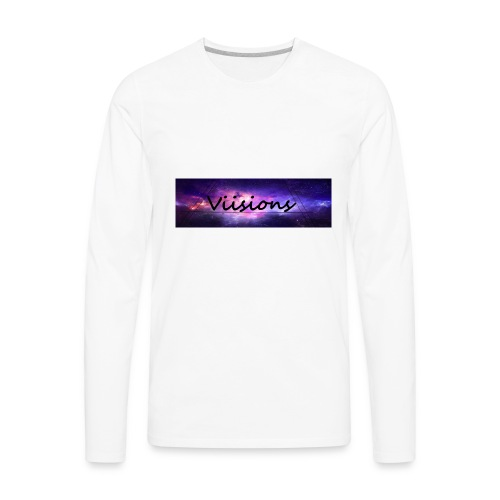 Viision Designer - Men's Premium Long Sleeve T-Shirt