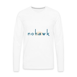 nohawk - Men's Premium Long Sleeve T-Shirt
