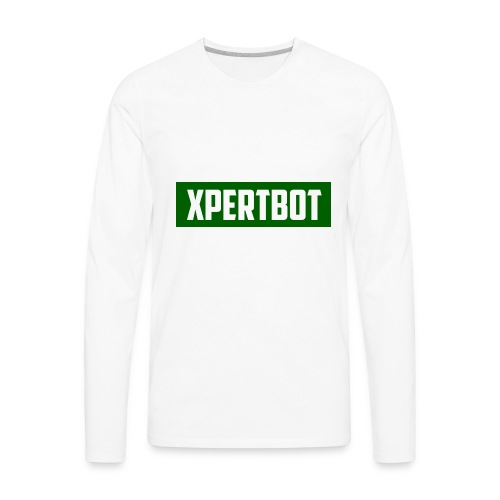 XpertBot - Men's Premium Long Sleeve T-Shirt